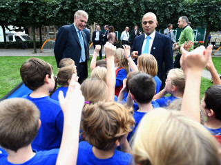 FA Skills Session in Westminster