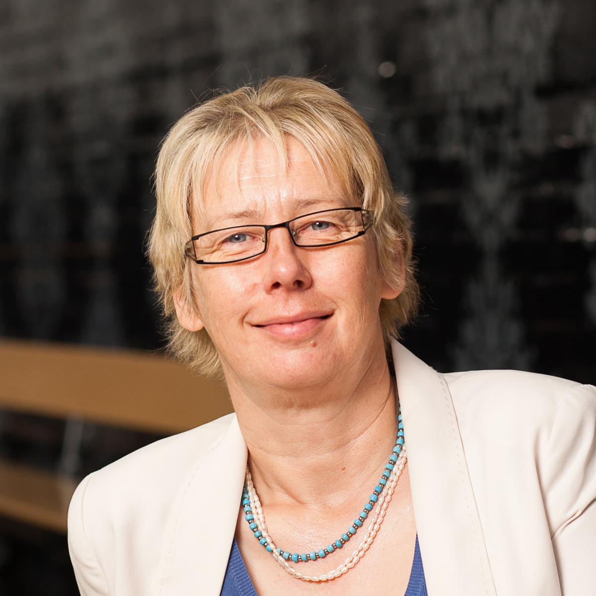 Jane Ashworth OBE, CEO of StreetGames