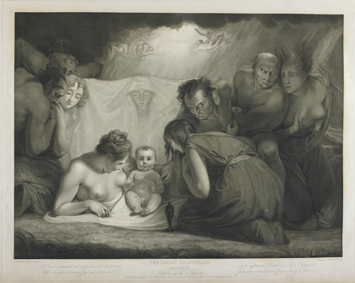 The Infant Shakespeare