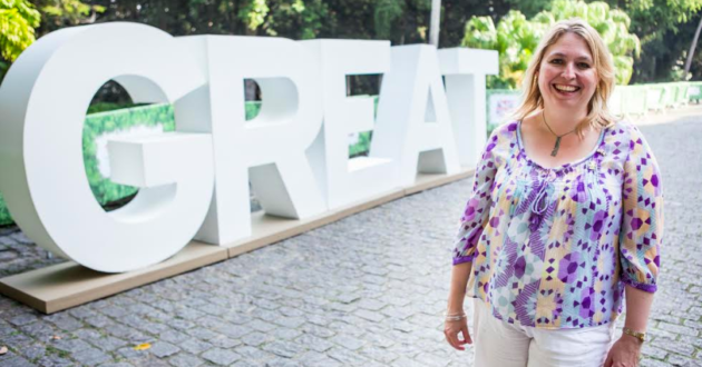 Promoting Britain's Culture, Creativity and Sporting excellence in Rio