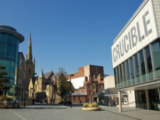 Crucible Sheffield
