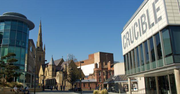 Crucible Sheffield