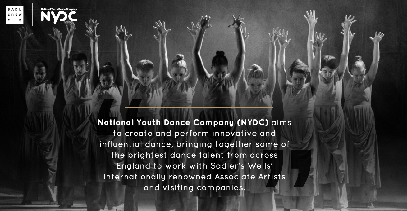 National Youth Dance Company homepage