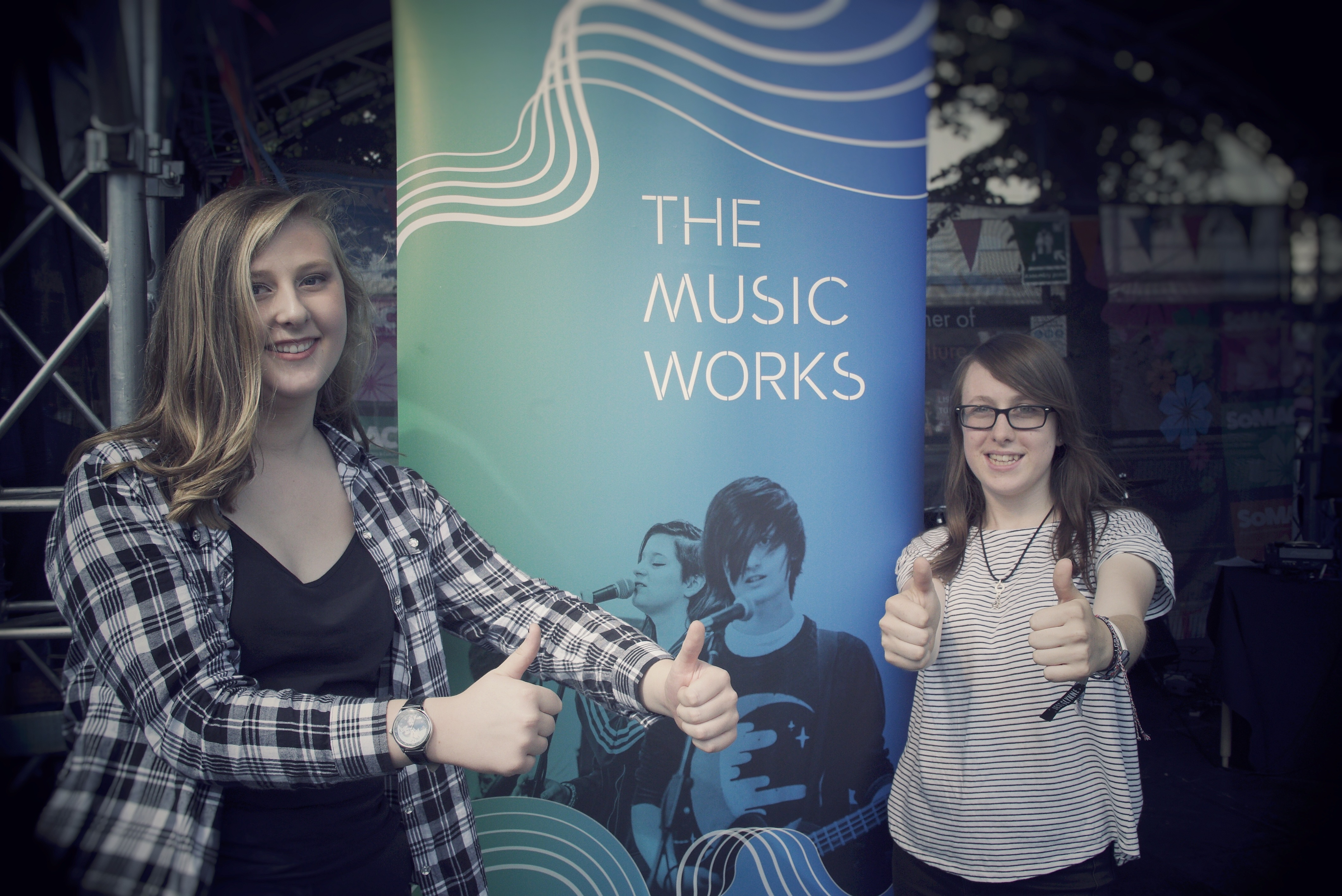 The Music Works image