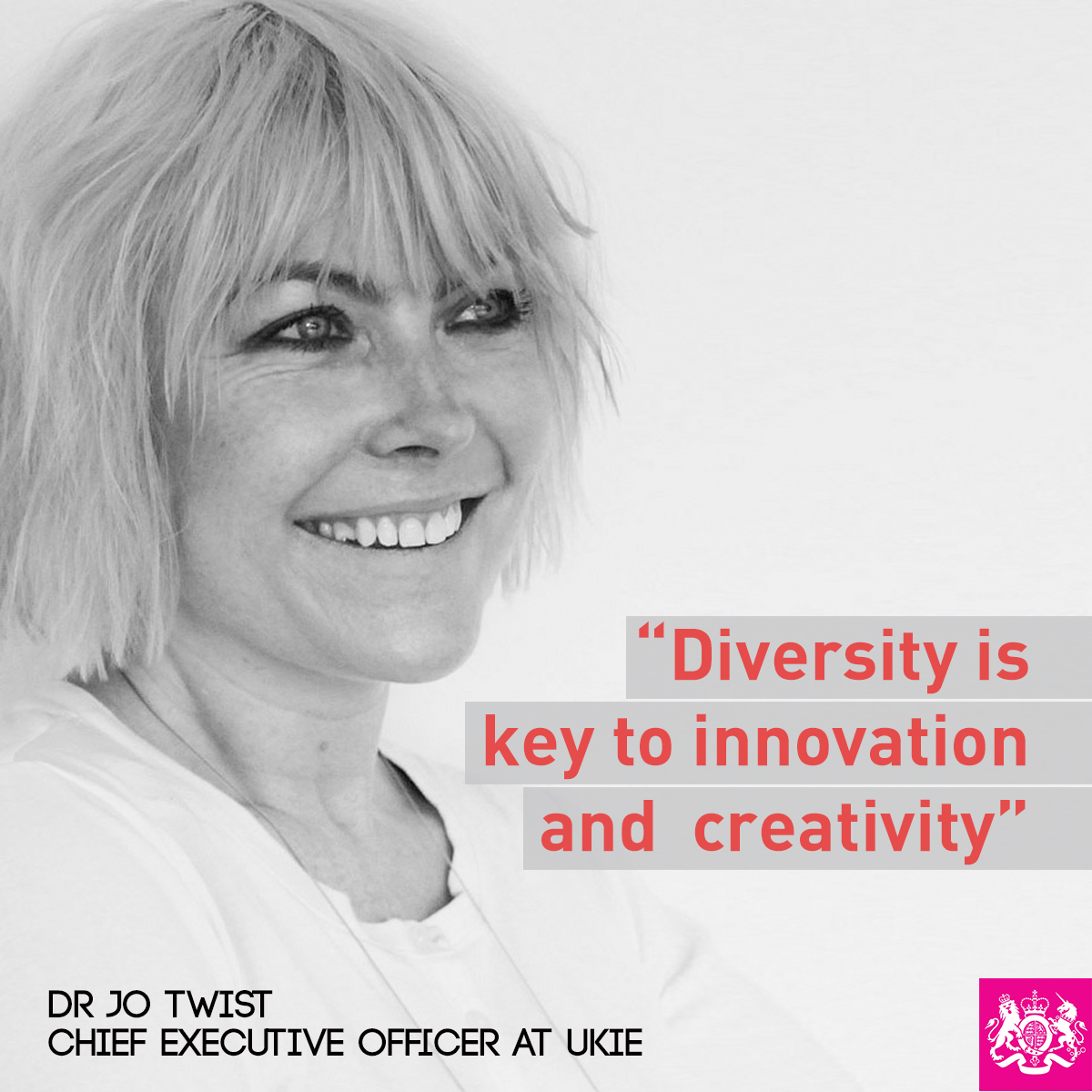 Dr Jo Twist, CEO UKIE
