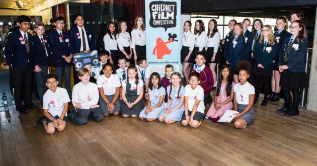 Childnet finalists