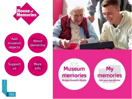 My House of Memories app cover (c) National Museums Liverpool