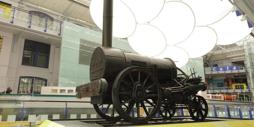 Stephenson's Rocket