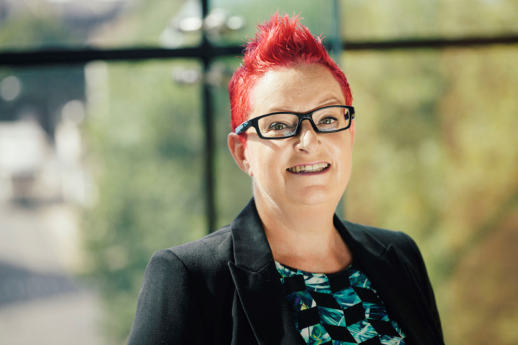 Sue Black (credit: Ali Tollervey)
