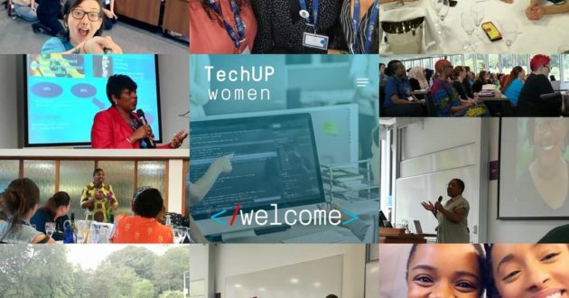 Tech Up Women