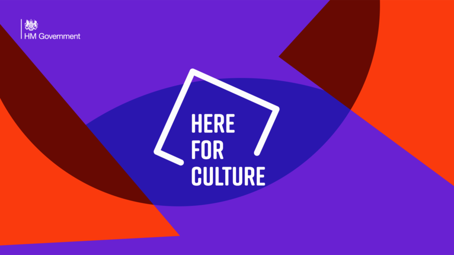 Here for Culture Logo only