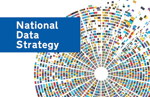 National Data Strategy cover image