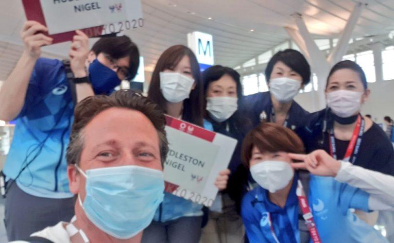 MST Tokyo airport