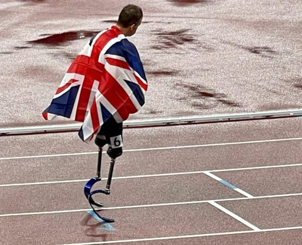 Paralympics GB athletics Tokyo