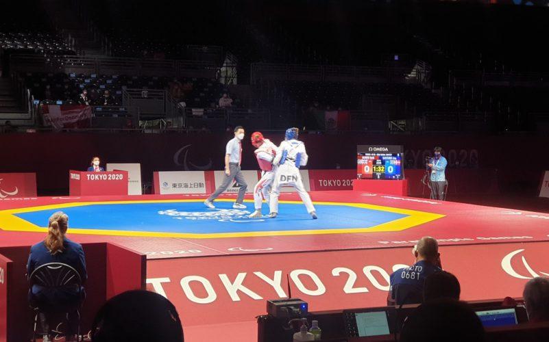 Paralympics GB Tokyo taekwondo