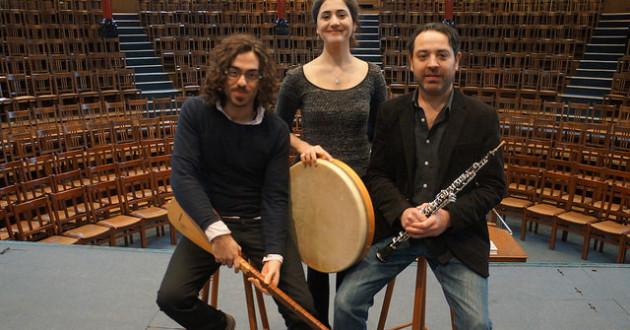 Musicians at Harrow School