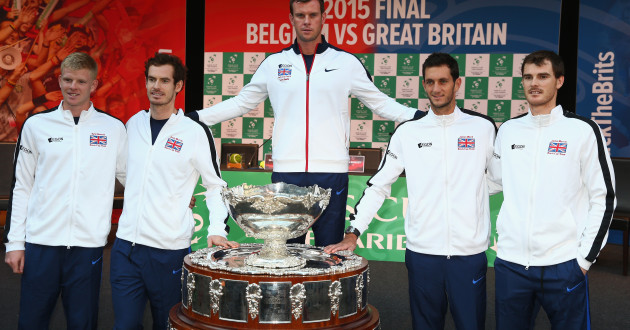 Davis Cup 2015 team